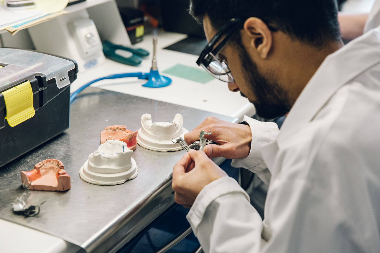 What Do Dental Technicians Do On A Daily Basis?