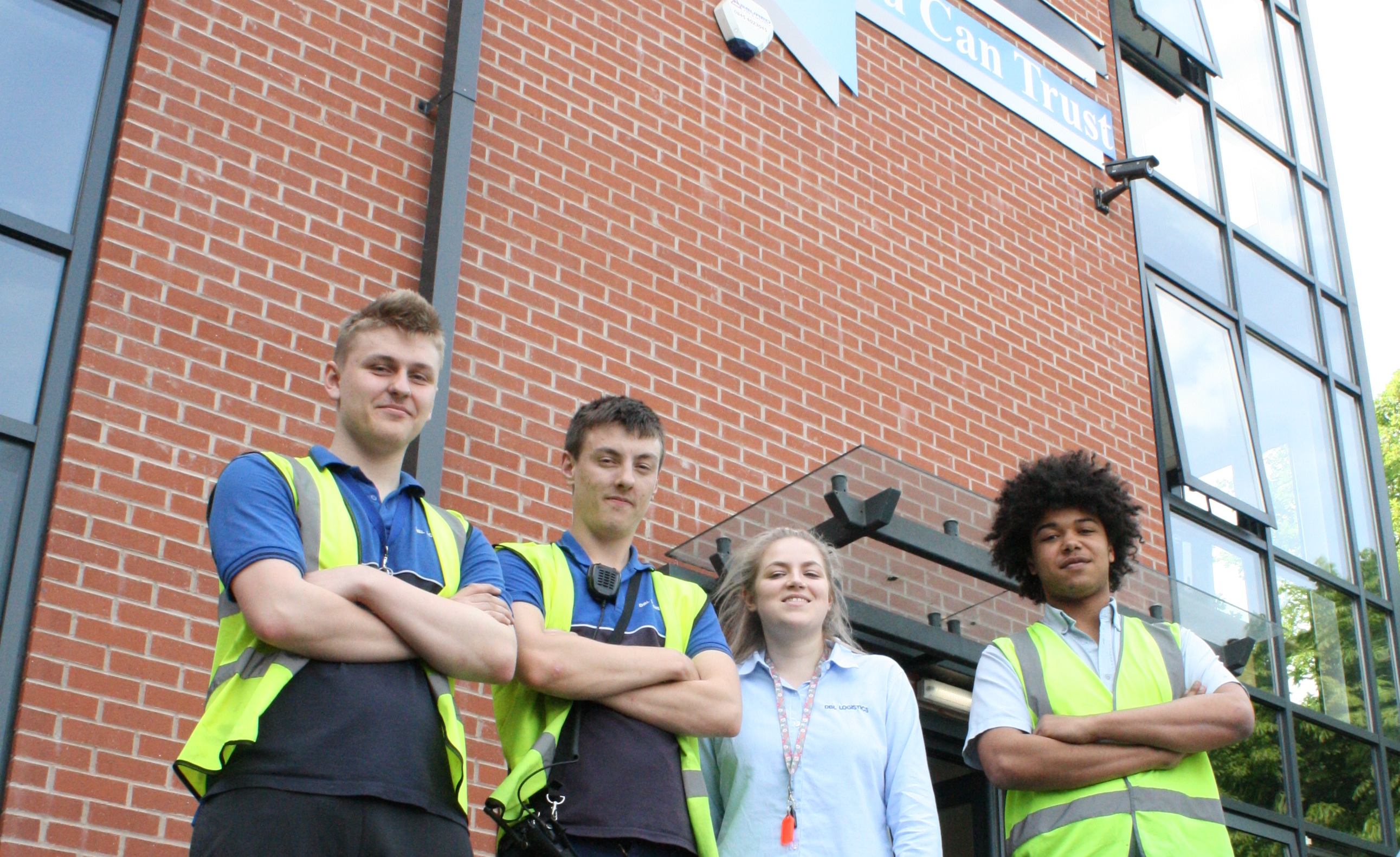 Leading Logistics Firm Places Faith In Apprenticeships