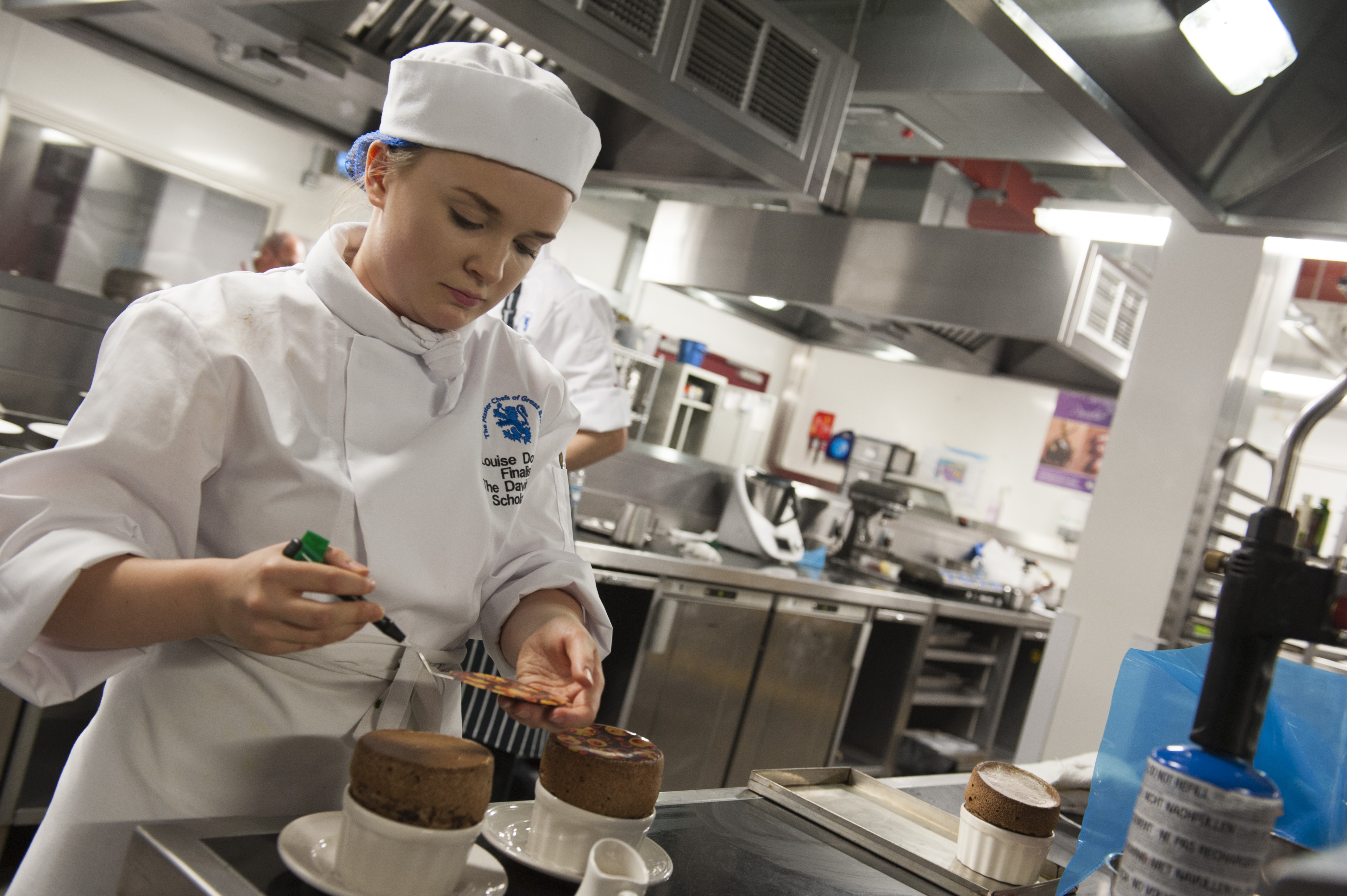 Young Pastry Chef Of The Year Winner