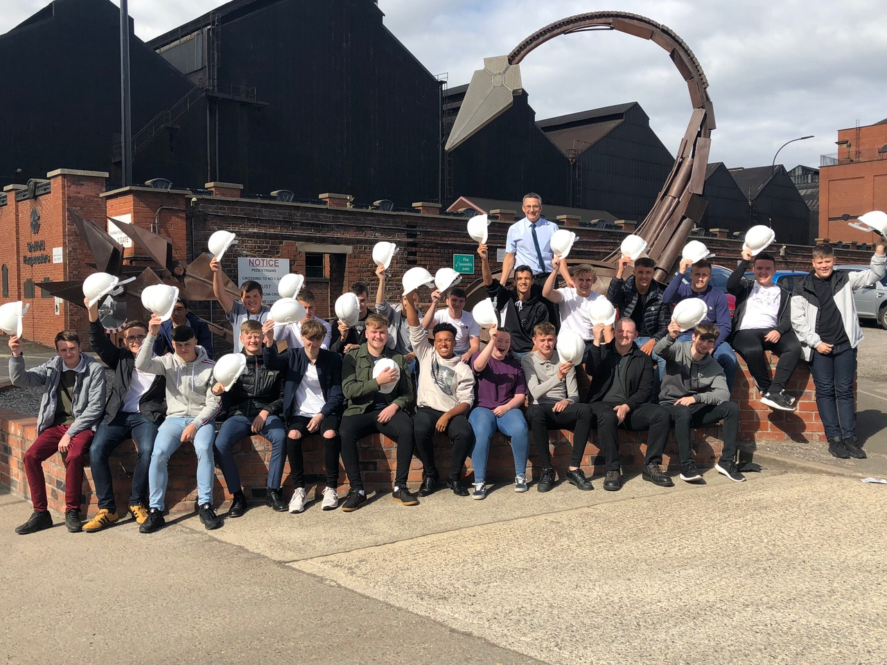 Sheffield Forgemasters welcomes largest ever apprentice intake