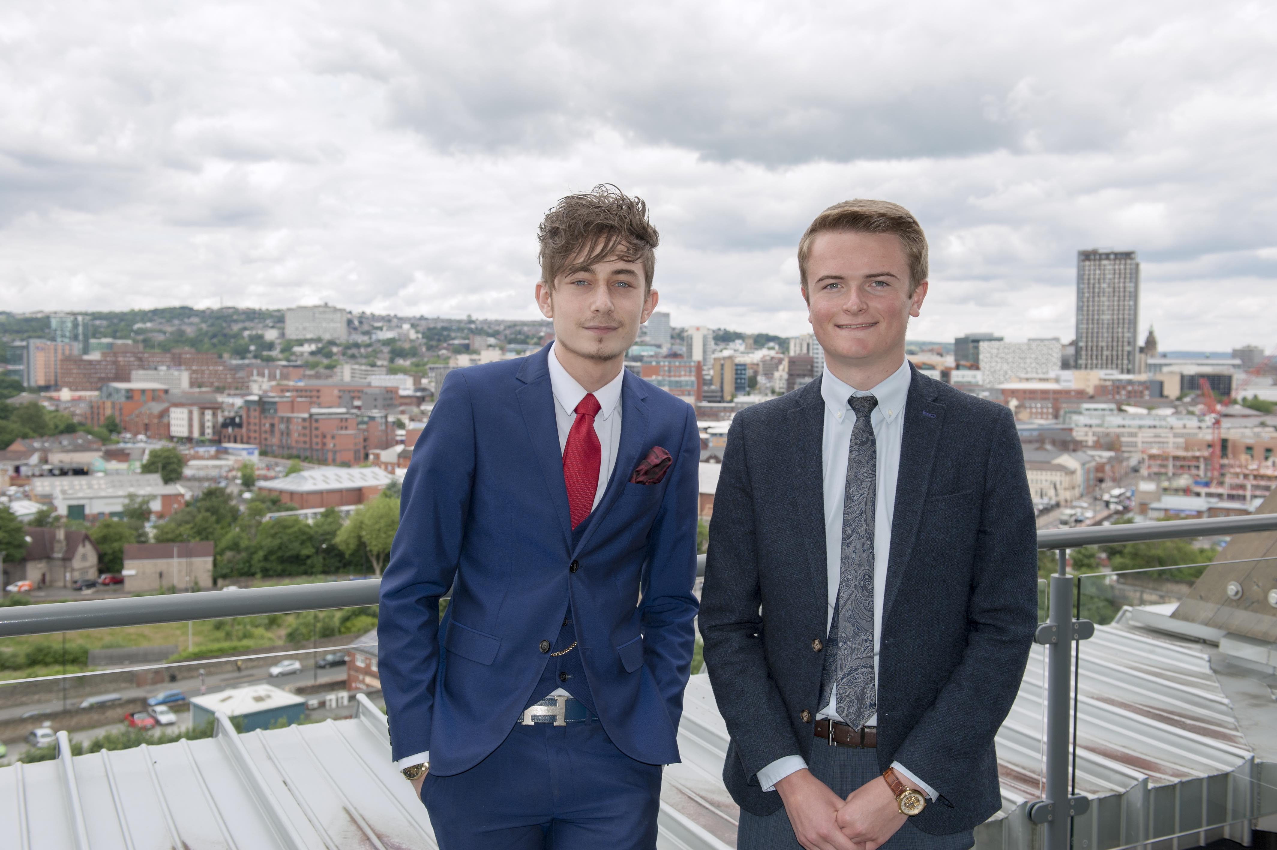 Teen Entrepreneurs Shortlisted For Sheffield Business Awards