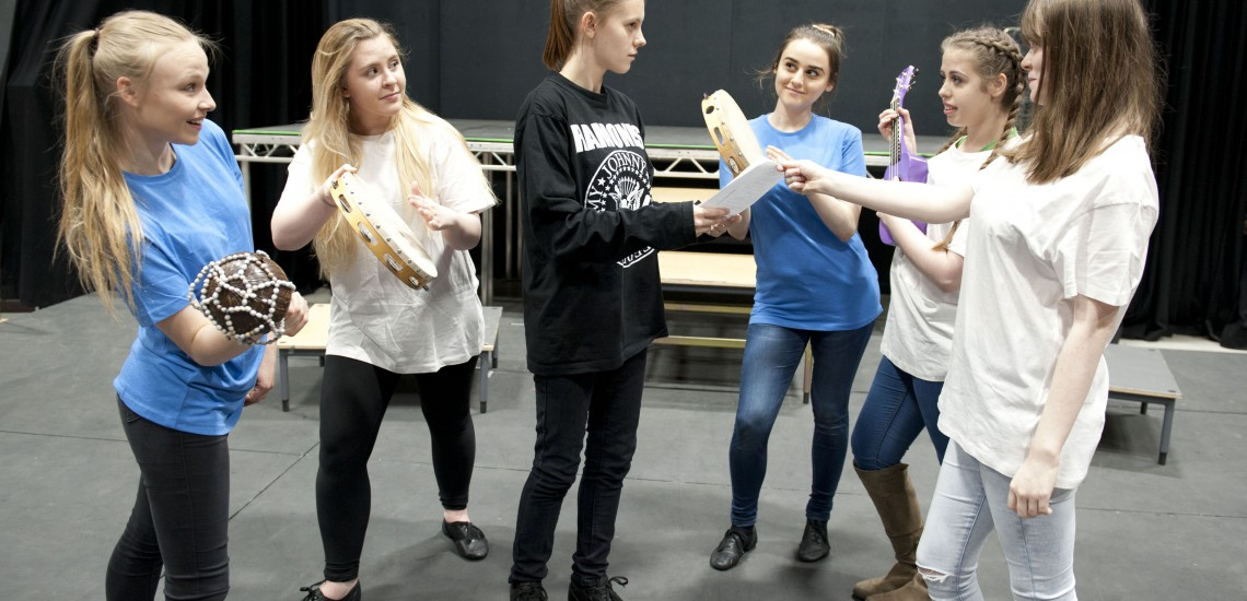 Sheffield College Students Perform At New Emerge Festival