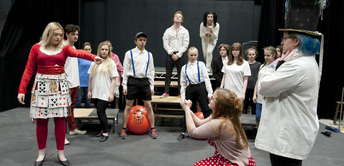 Drama Students Explore Humour and Loss in Latest Production