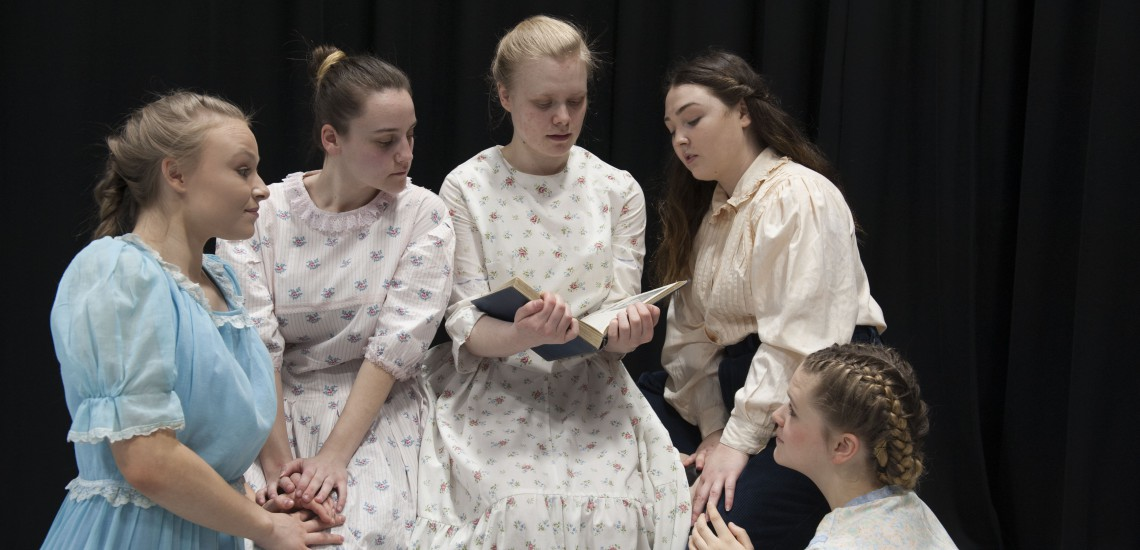 Musical theatre degree students stage Little Women