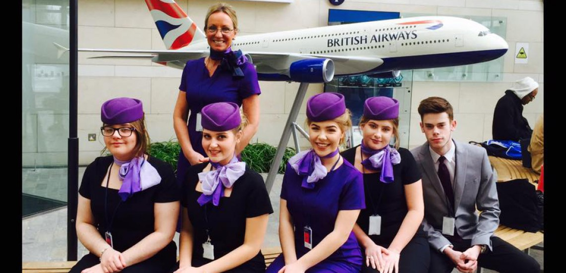 Aviation Students Win British Airways Prize