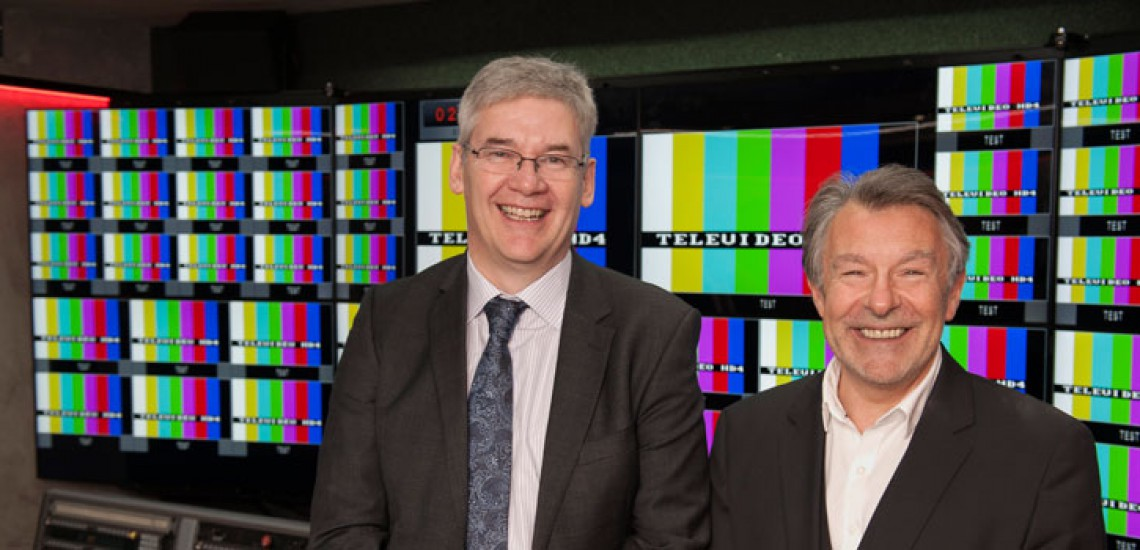 College Launches Partnership With Leading Broadcast Company