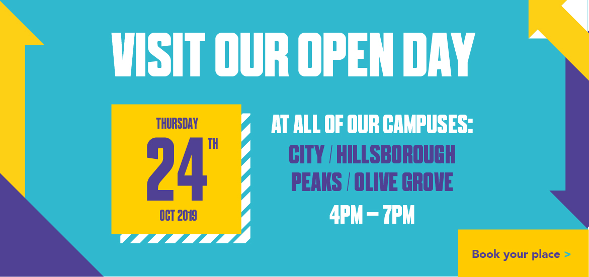 Open Day October 2019