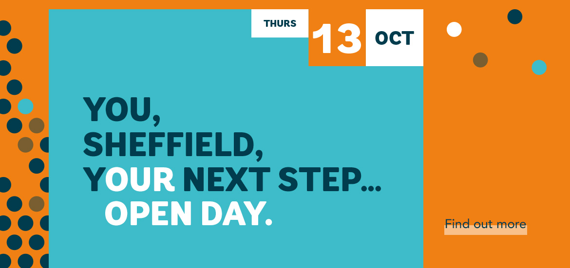 Open Day Oct 16