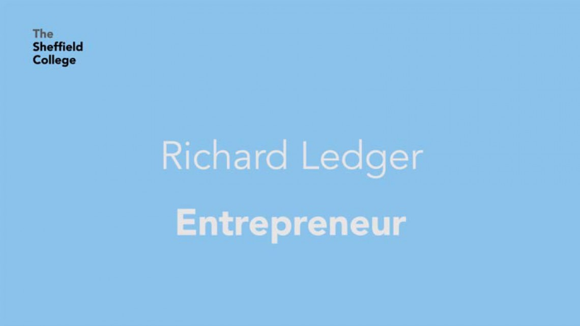 Entrepreneur and business owner - Richard Ledger @ Lucky Fox and Real Talk Digital