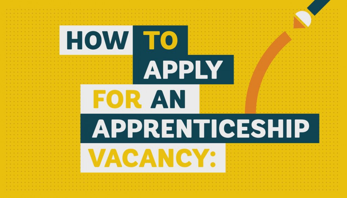 How to apply for an Apprenticeship vacany