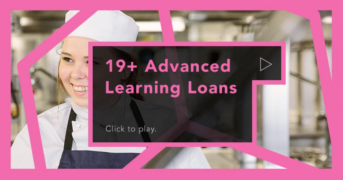 The Sheffield College 19+ Advanced Learner Loans