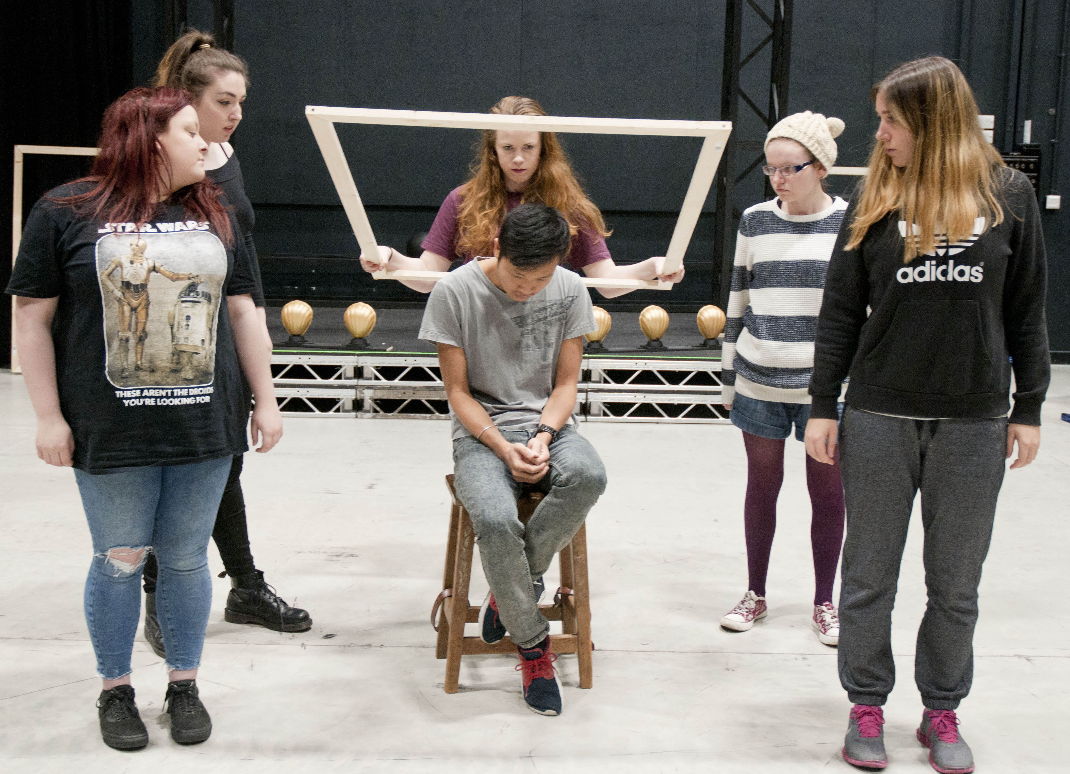 New Foundation Degree Drama Production Explores Mental Health