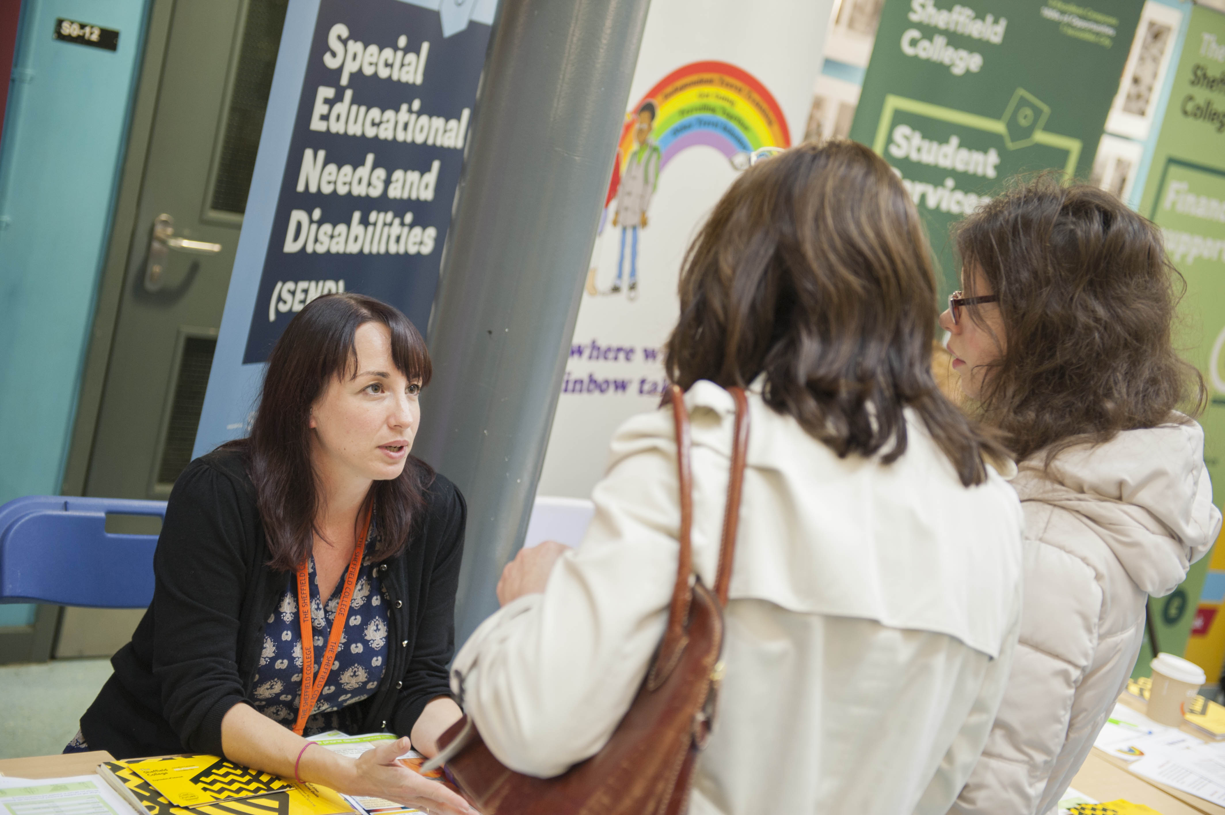 Information and Advice Drop-In Sessions