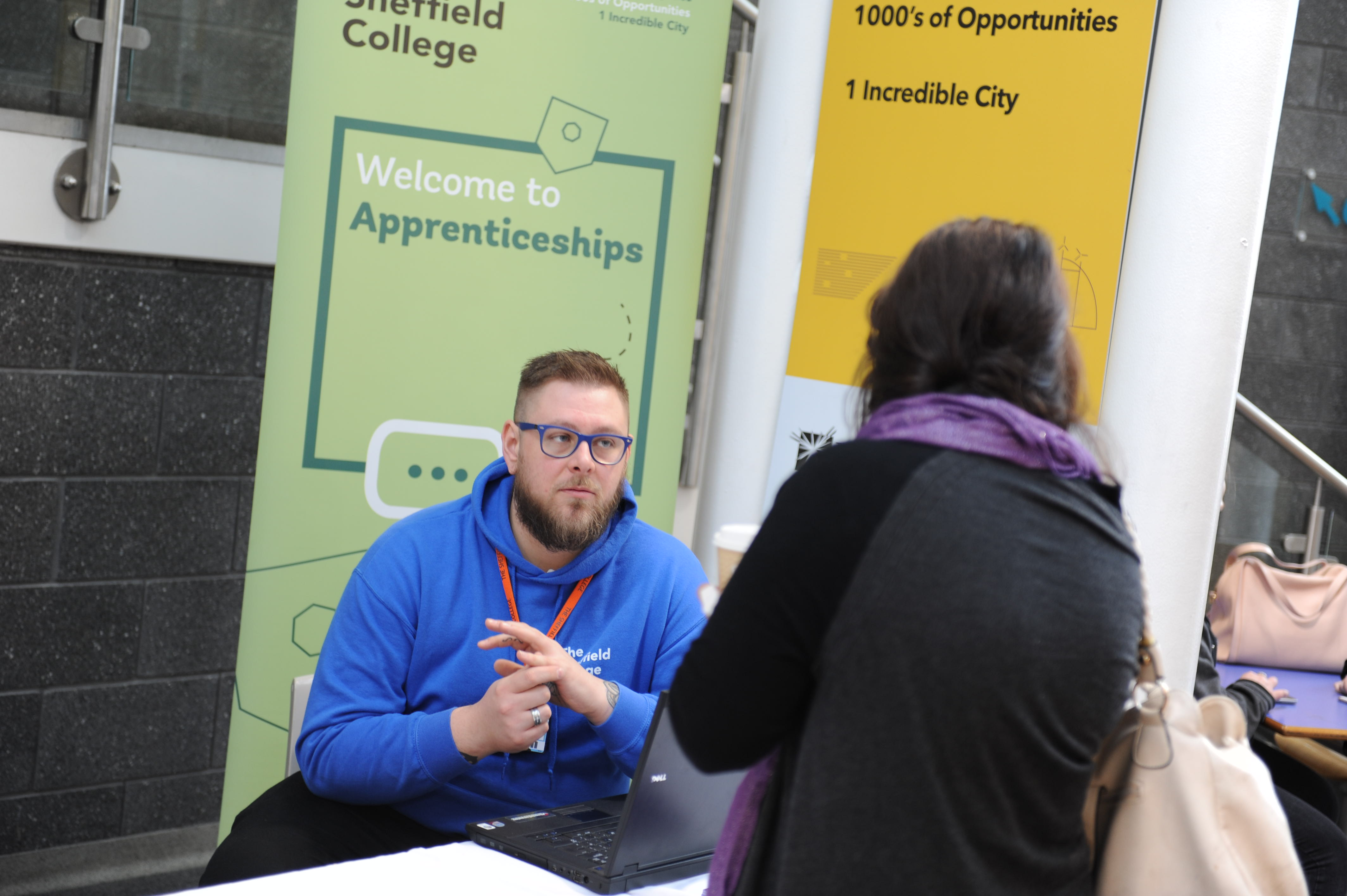 National Apprenticeship Week - Drop in Sessions