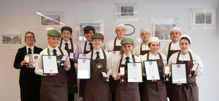 Catering Teams Win Hotelympia Medal Haul
