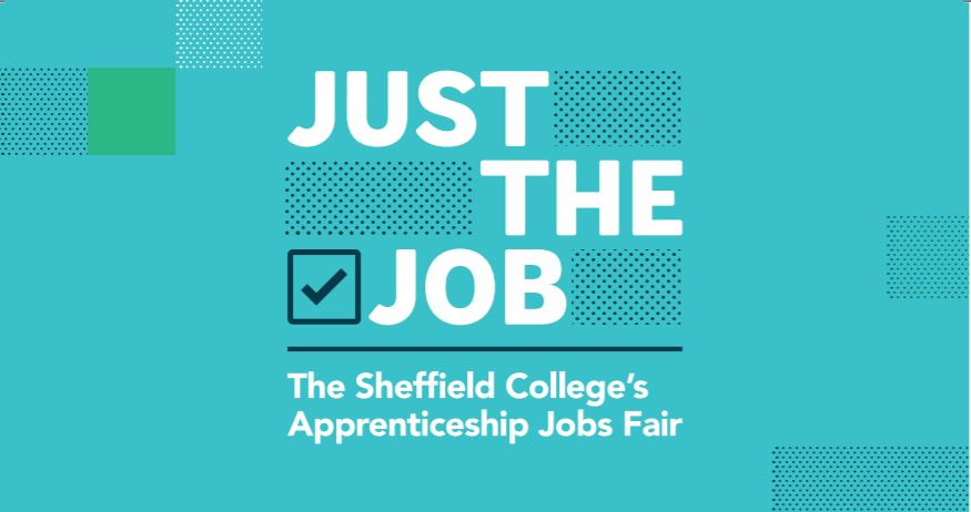 Meet your future employer at The Sheffield College's Apprenticeship Jobs Fair