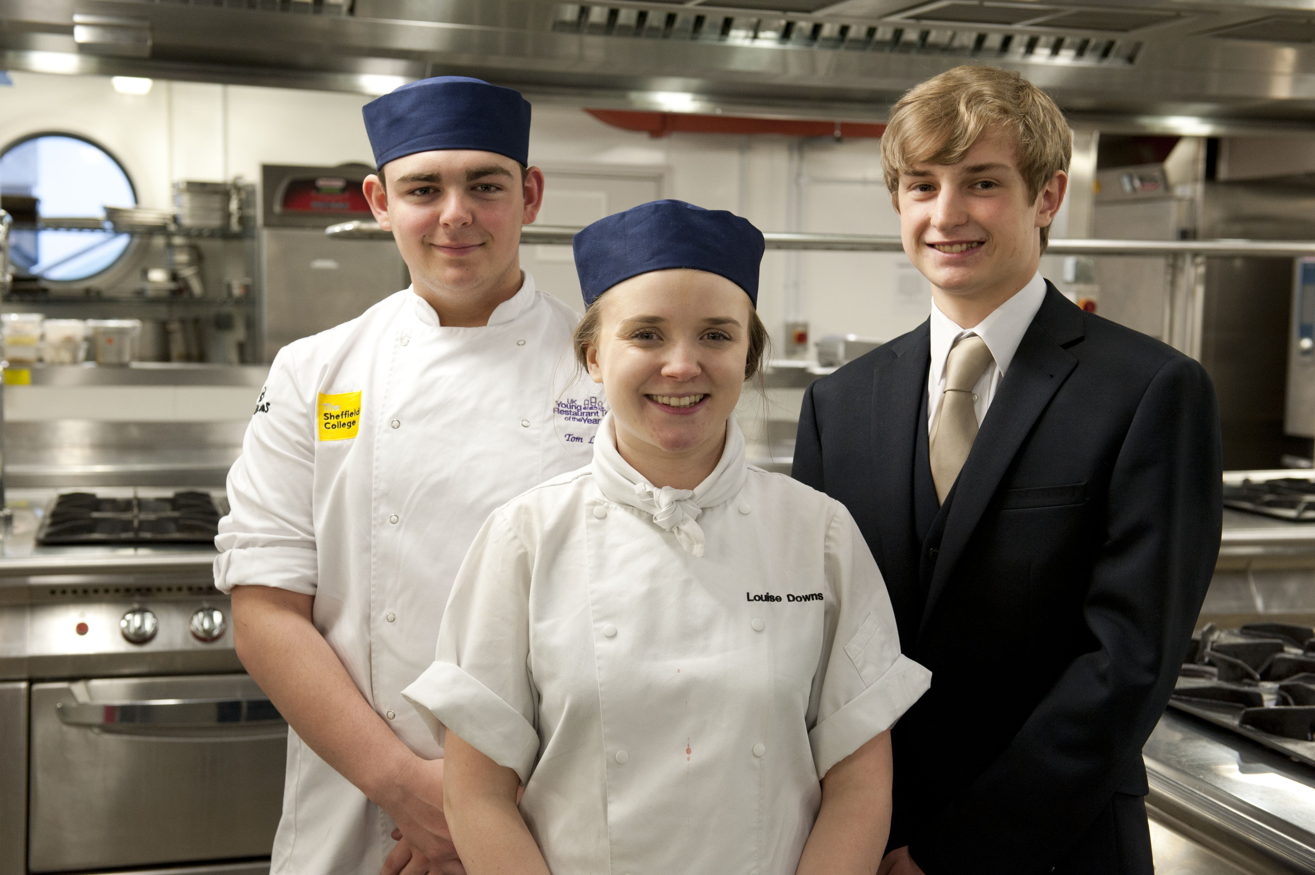 Sheffield College Wins Place In UK Young Restaurant Team of the Year Final