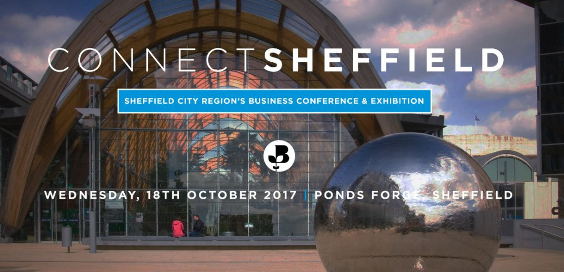 Join us at the Connect Sheffield Conference & Exhibition