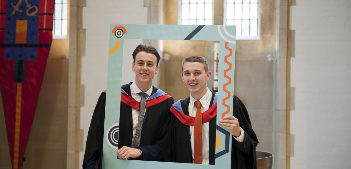 Degree Students Celebrate Graduation Success