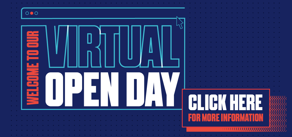 Virtual open days 2020