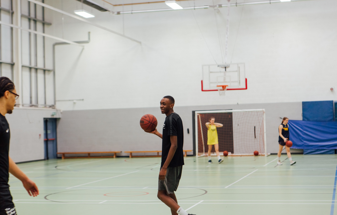 Thinking of studying sport? Here's what career you could have!