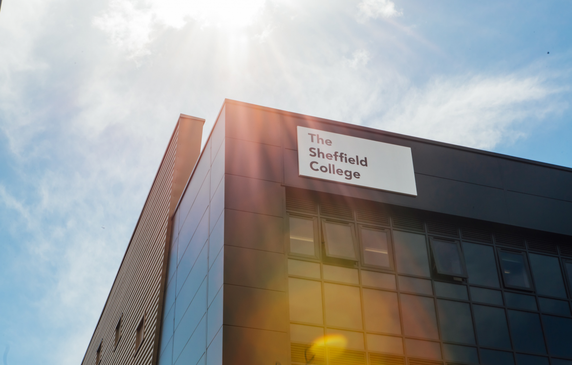 The Sheffield College is named as a UK Business Hero
