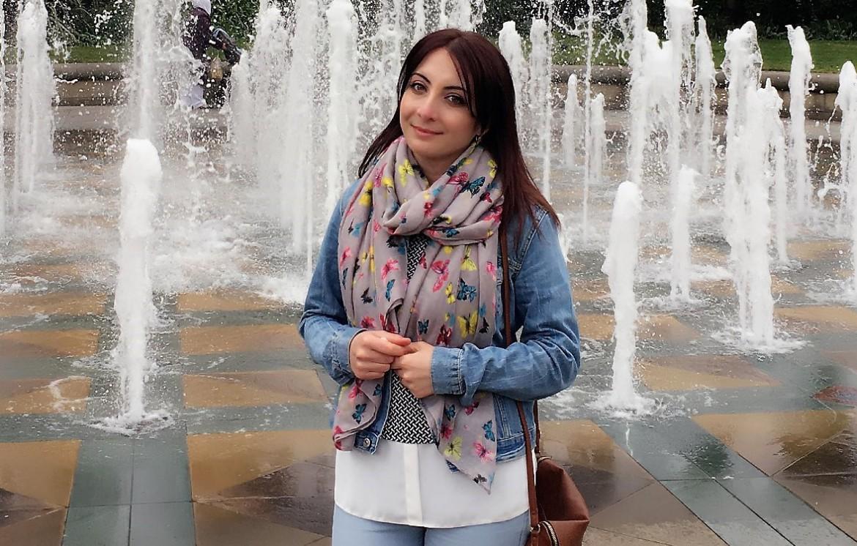 Testimonial Lucine Karmiryan